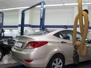 Service Hyundai