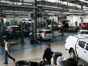 Service Mazda
