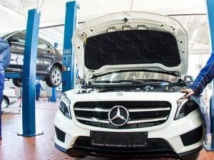 Service Mercedes