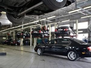 Service Nissan