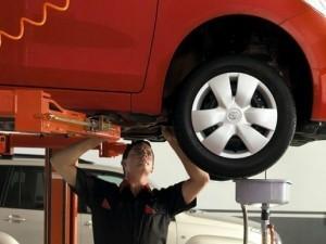 Service Toyota
