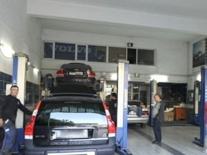 Service Volvo