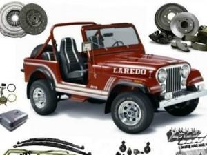 Piese auto Jeep