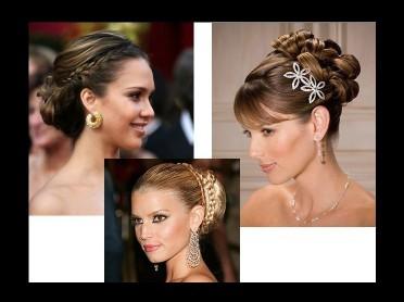 Coafuri elegante